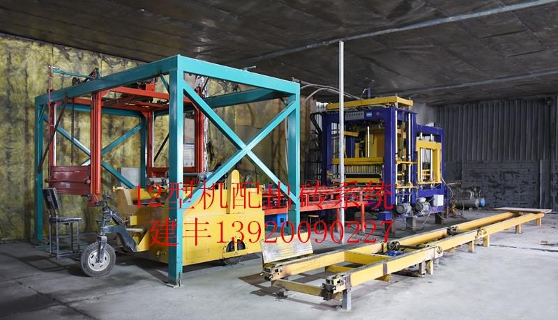 供应天津建丰液压制砖机 操作简单,透水砖机品质一流的砖机