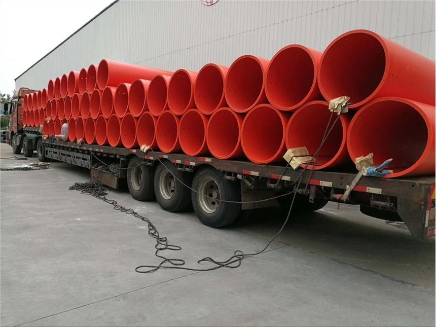 隧道逃生管道内蒙古自治区高分子聚乙烯隧道逃生管道同质比价