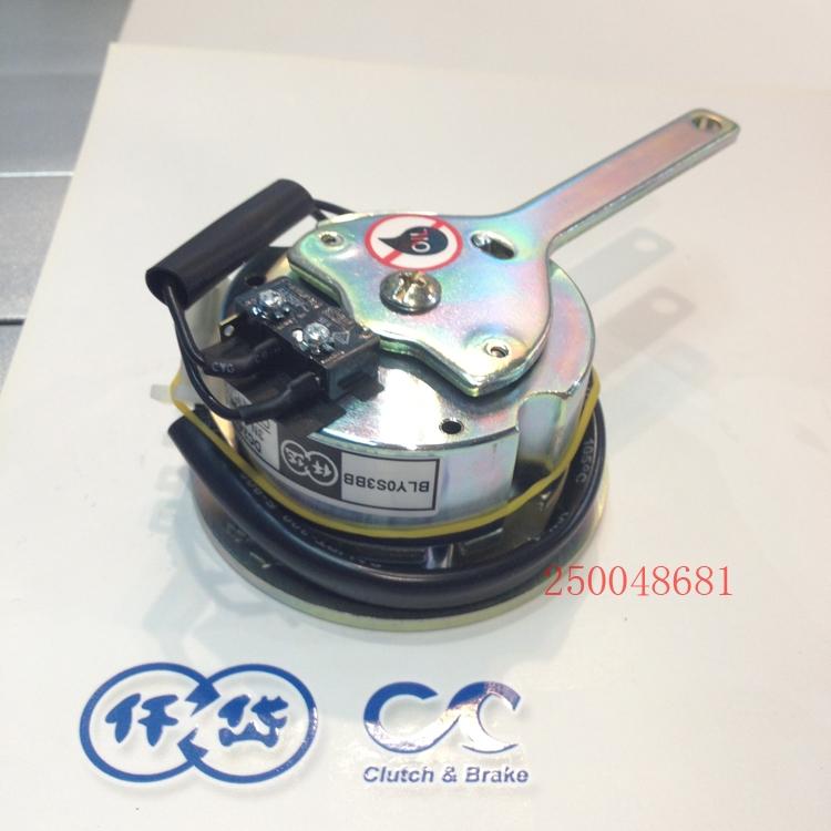 电动轮椅电机刹车器,BLY0S3BB,代步车失电制动器