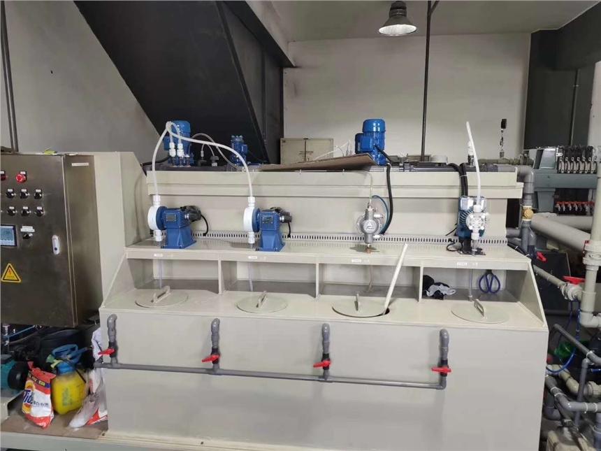 浙江博益專業處理拋光研磨廢水處理設備
