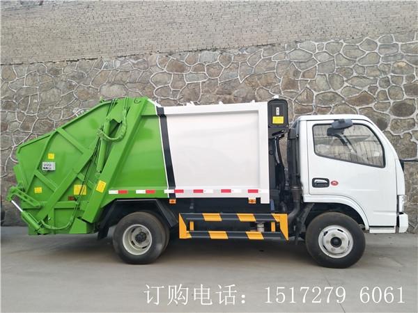 太原市5方国五垃圾压缩车垃圾车