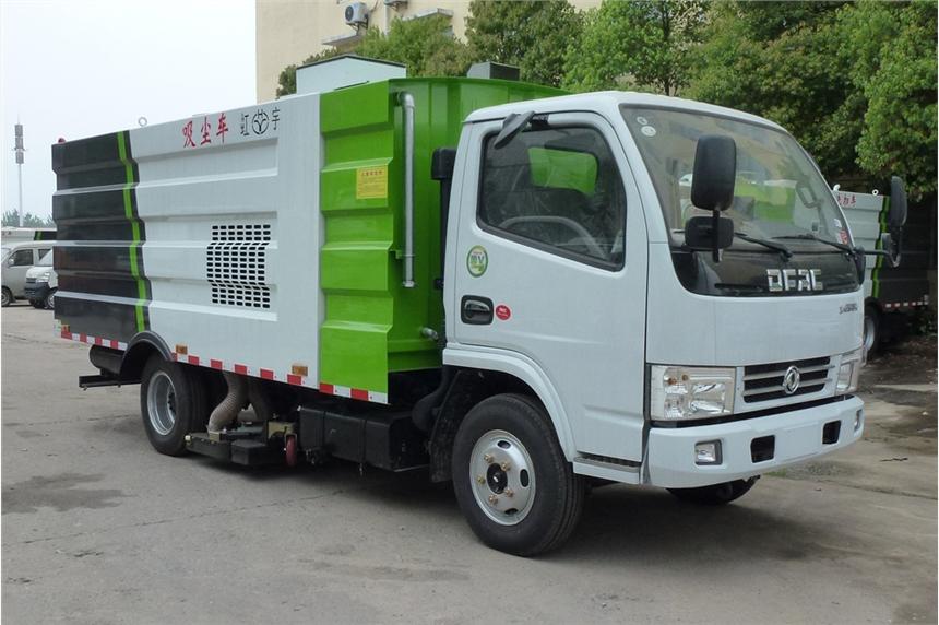 淄博钢铁厂专用吸尘车