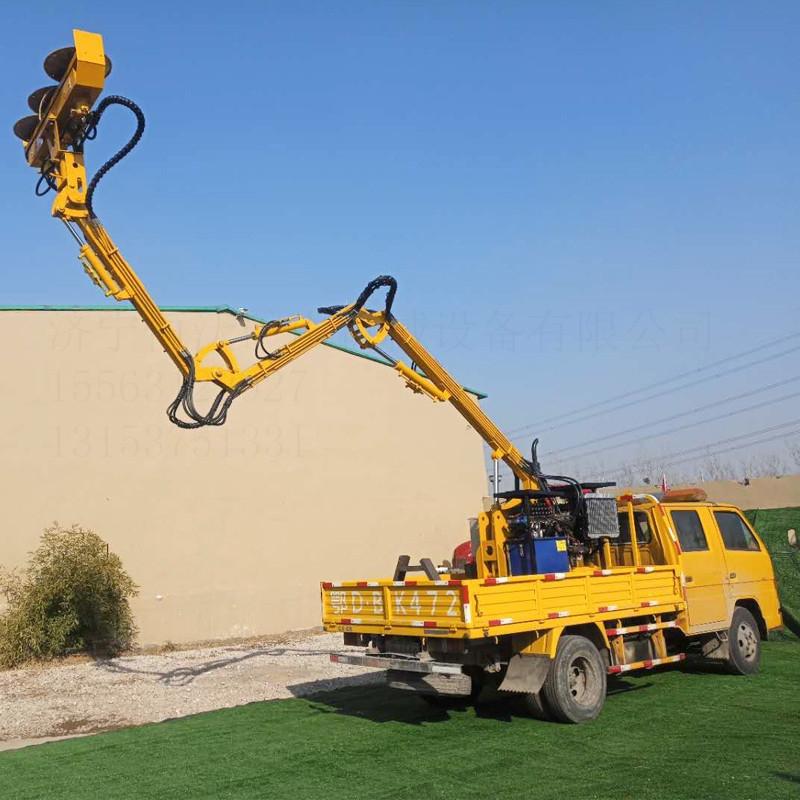 供应车载式高枝修剪机 树木修剪机 全液压边坡修剪机