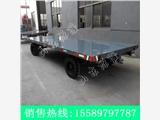 非标生产源隆牌周转运输平板拖车 6T运输平板拖车 厂区周转板车