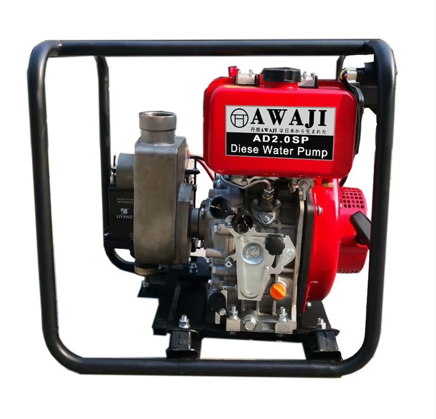 邯郸6寸柴油自吸泵图片