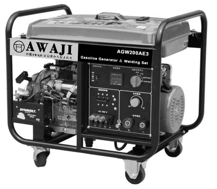 大連300A柴油發電電焊一體機批發價格