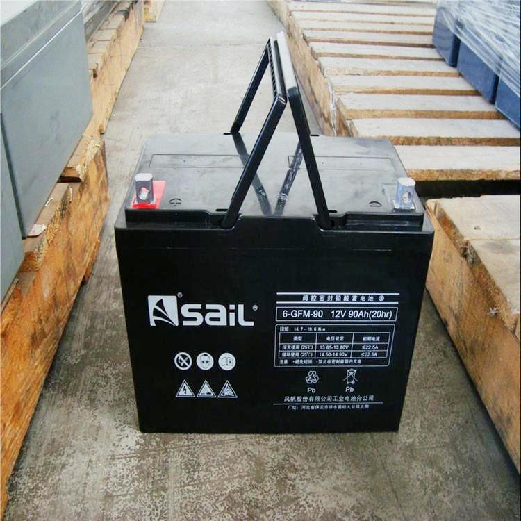 風帆蓄電池GFM-600規格尺寸2v600ah