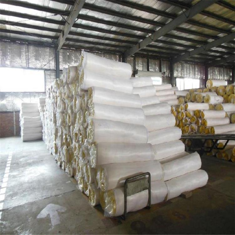 耐高温大棚保温棉 玻璃棉管耐高温