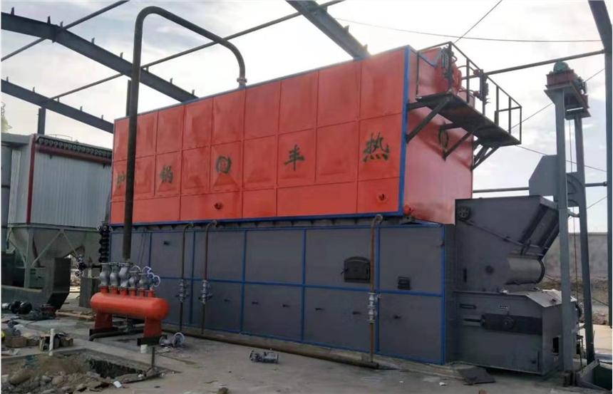 蘇州4噸余熱鍋爐-廠家直供直銷價格美麗支持定制