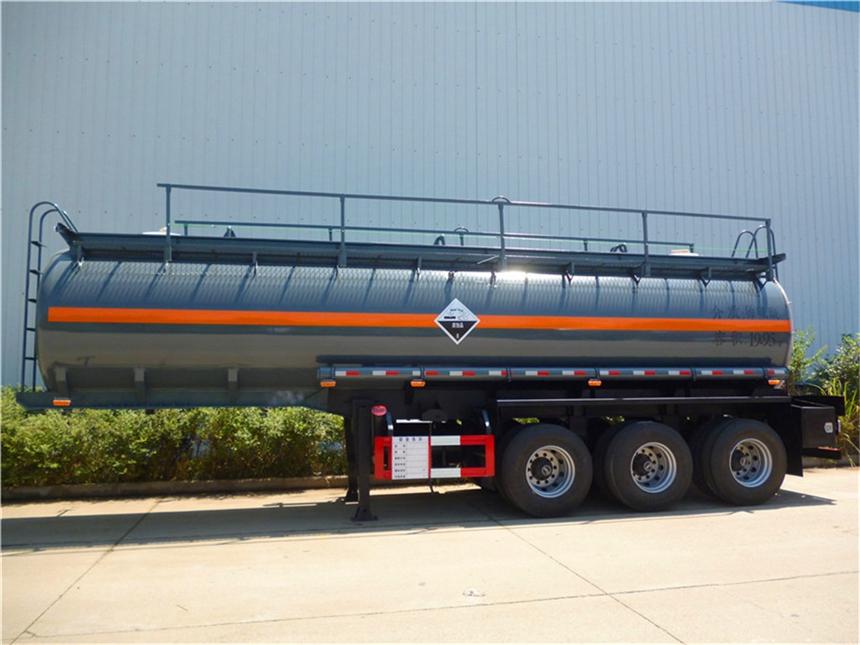 襯塑化工車腐蝕性物品運輸車 化工槽罐車 廂式運輸車廠家直銷