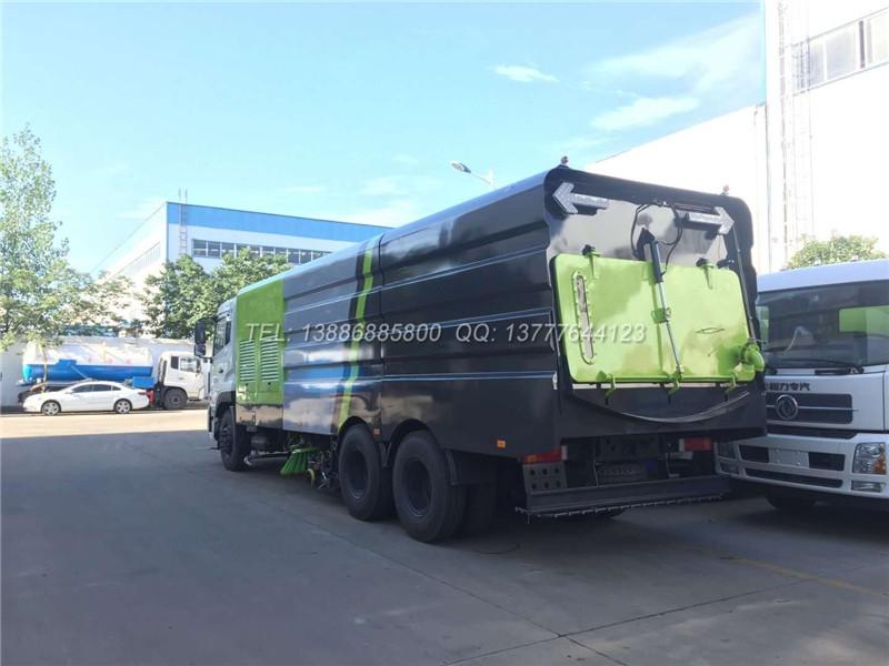 福瑞卡洗扫车价格_驾驶式扫地车价格_水泥厂吸尘车
