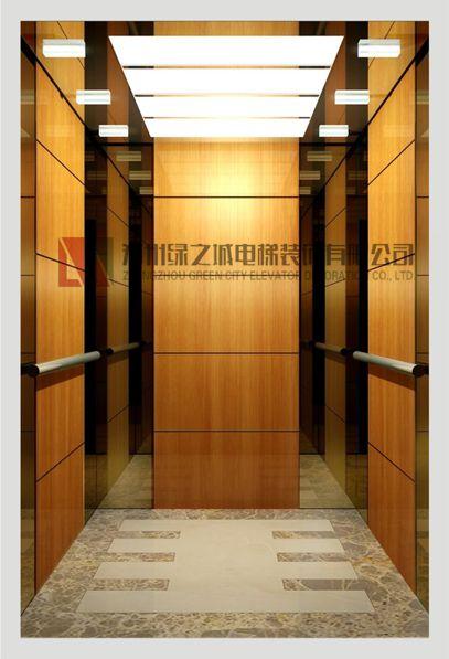 河南绿之城电梯装饰、酒店别墅电梯装饰