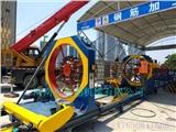 河南省洛阳市【数控钢筋笼滚焊机】绕丝机哪里卖