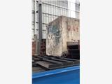 集装箱装卸_箱式卡车装卸_镀锌管集装箱装卸