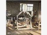 不锈钢蒸煮夹层锅 夹层锅设备配件厂家直销夹层锅设备腌制机设备陪嫁600型