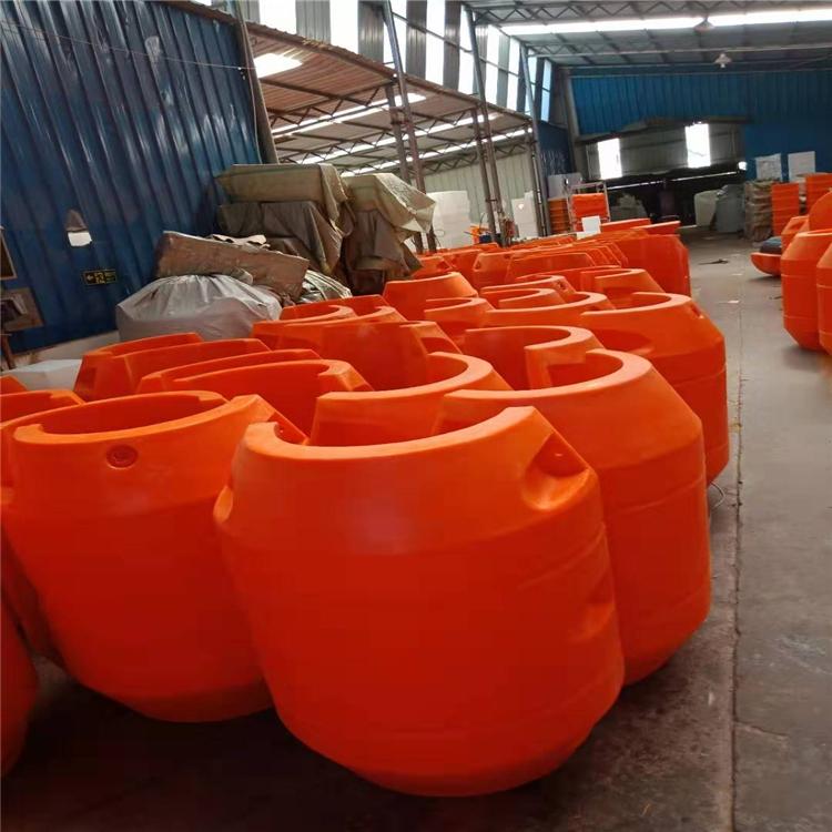 滾塑廠家浮球PE發泡環衛處理浮體