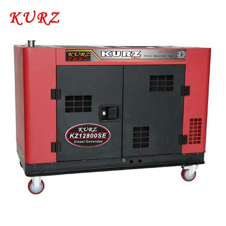 滁州5kw380V柴油發電機廠家報價