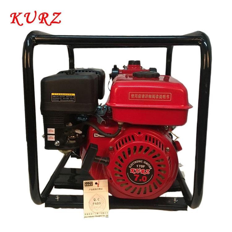 浙江4寸柴油污水泵KZ40DP-W報價