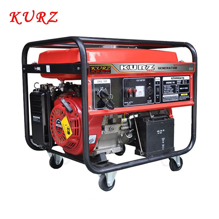 庫茲15KW三相汽油發電機型號價格