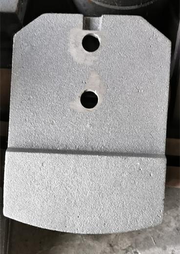 山東貝特700型水泥穩定土拌合機葉片廠家直銷