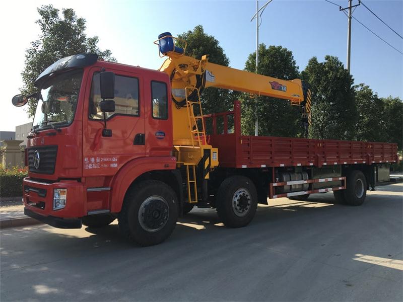 北京16吨随车吊多少钱