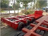 大件运输专用轴线板车价格——盛瑞专汽