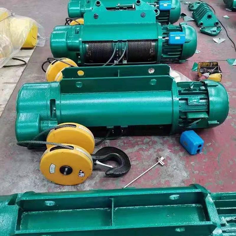電動葫蘆 CD型10T9M鋼絲繩電動葫蘆 帶遙控