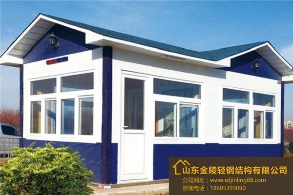 平邑县钢结构售货亭厂家全年低价