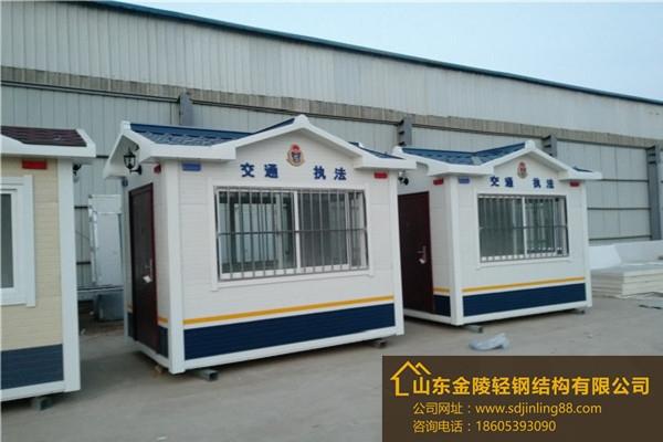 卢龙县中式岗亭生产厂家
