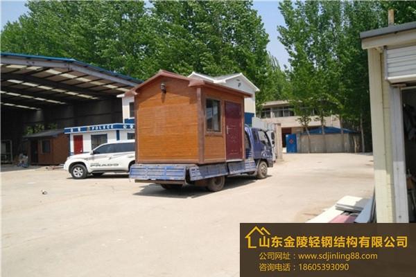周村区移动门卫室高质量的厂家