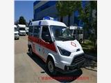 柴油版监护型救护车 医院专用急救车 120救护车厂家