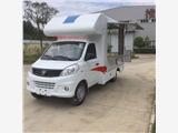 小本创业流动冰淇淋小吃车 街景店铺车 福田伽途国五汽油售货车厂家