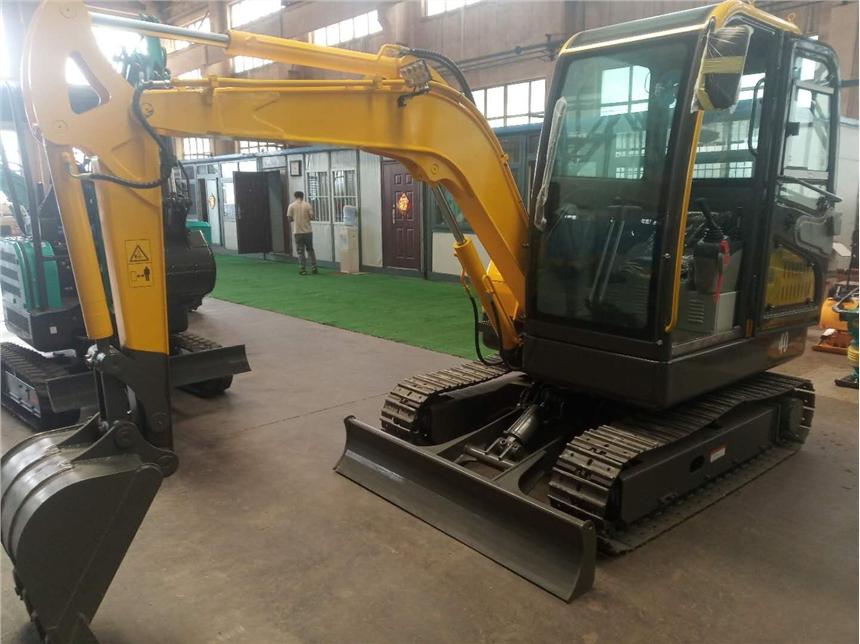 山東匠工機械35型挖掘機