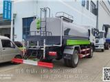 福建多利卡15噸多功能抑塵車的設計構造原理