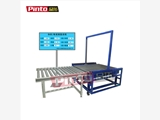 物流包裹體積尺寸測量光幕 倉儲計數定位檢測光柵