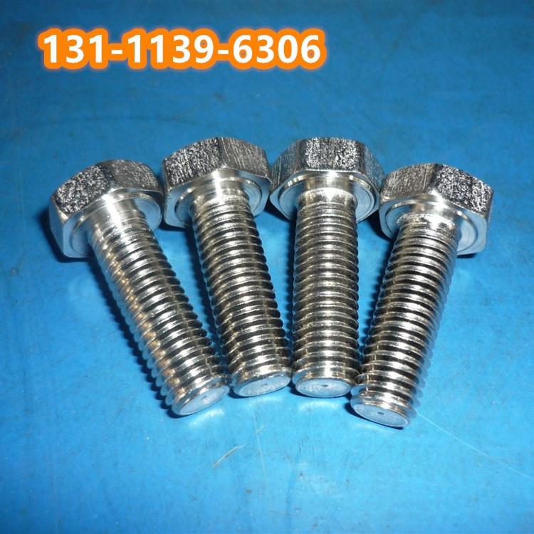 加工生產304不銹鋼螺栓 螺母 墊片