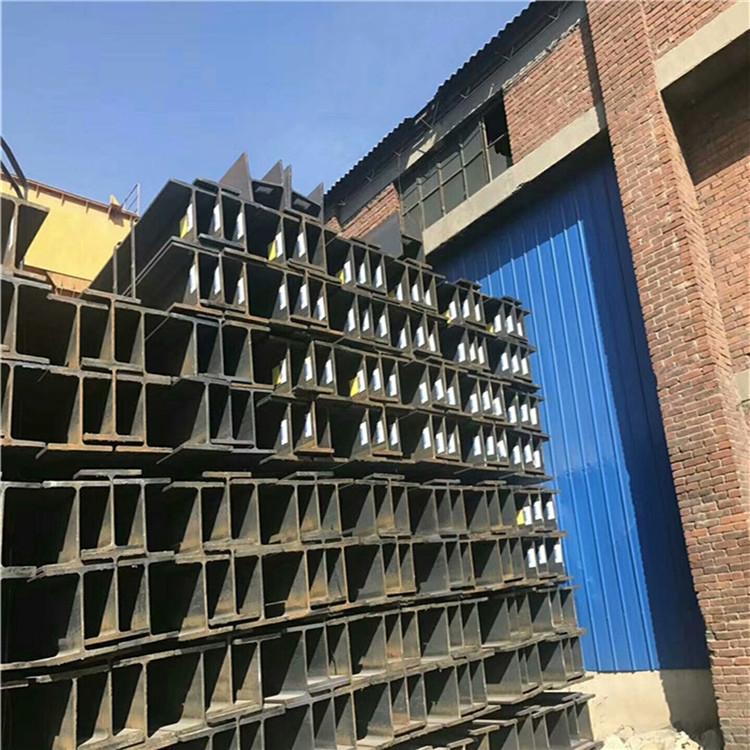 荊州熱鍍鋅H型鋼 Q235BH型鋼價格
