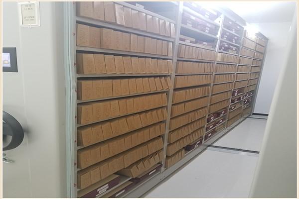 合肥檔案移動密集柜參數