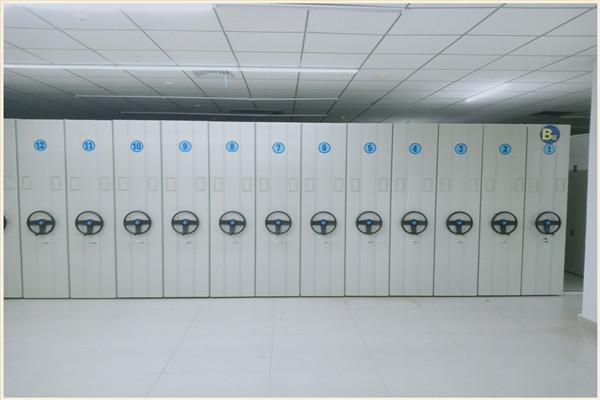 三門峽檔案室文件密集架用途