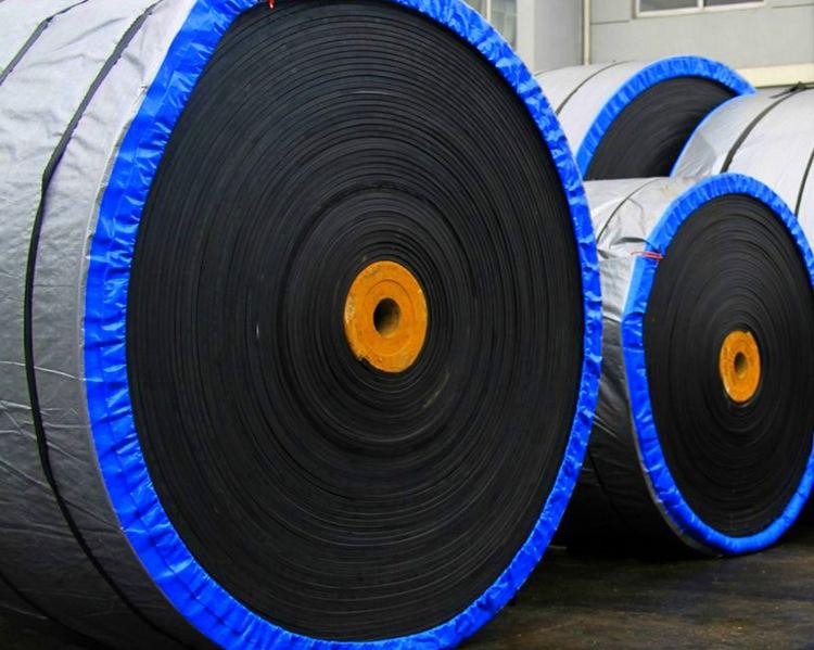 衢州大批量供应环形输送带  尼龙加厚输送带明星产品