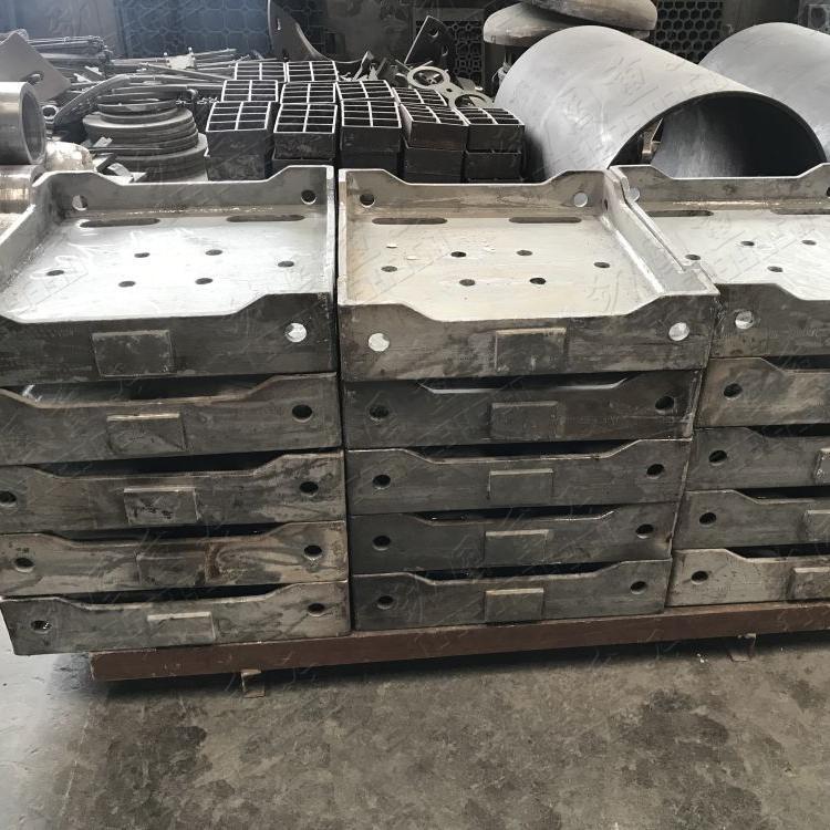 ZG00Cr18Ni10爐板爐底板 ZG1Cr18Ni12Mo2Ti閥板梳型板鏟料板