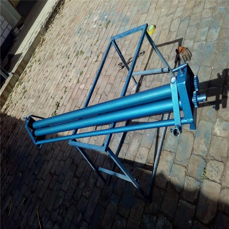 内蒙古阿拉善盟铁皮卷圆机三轴同转电动一体机多少钱