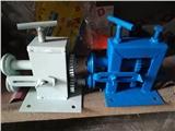菏泽市东明县手动卷圆机卷板机1.3米厂家供应