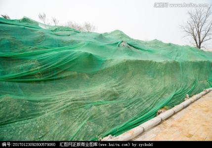 房山绿色盖土防尘网