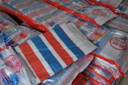 天水国标防汛彩条布