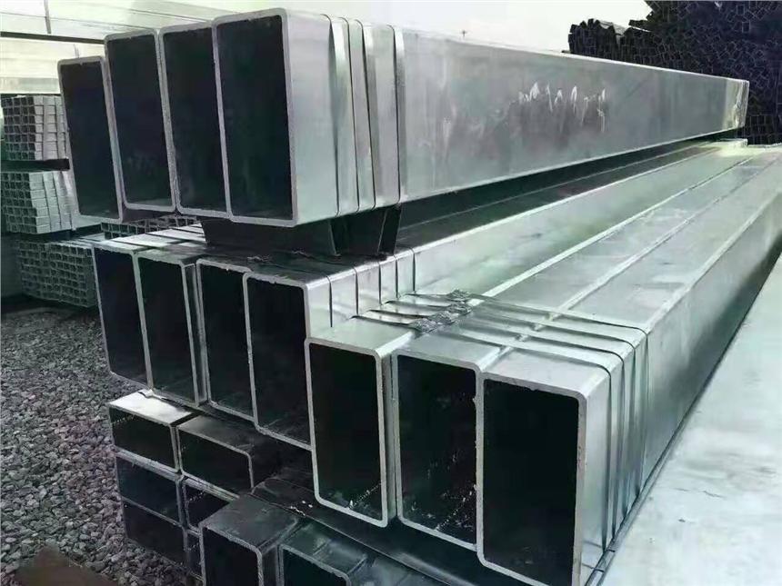 渭南市420*420*8.0-14.0小規格方管做良心產品