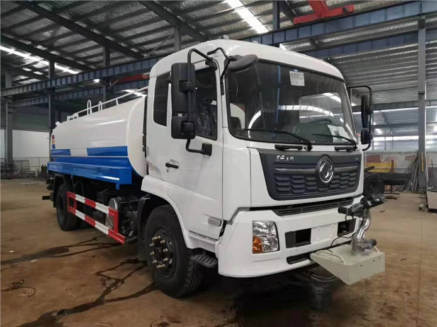 12噸東風華神綠化噴灑車銷售