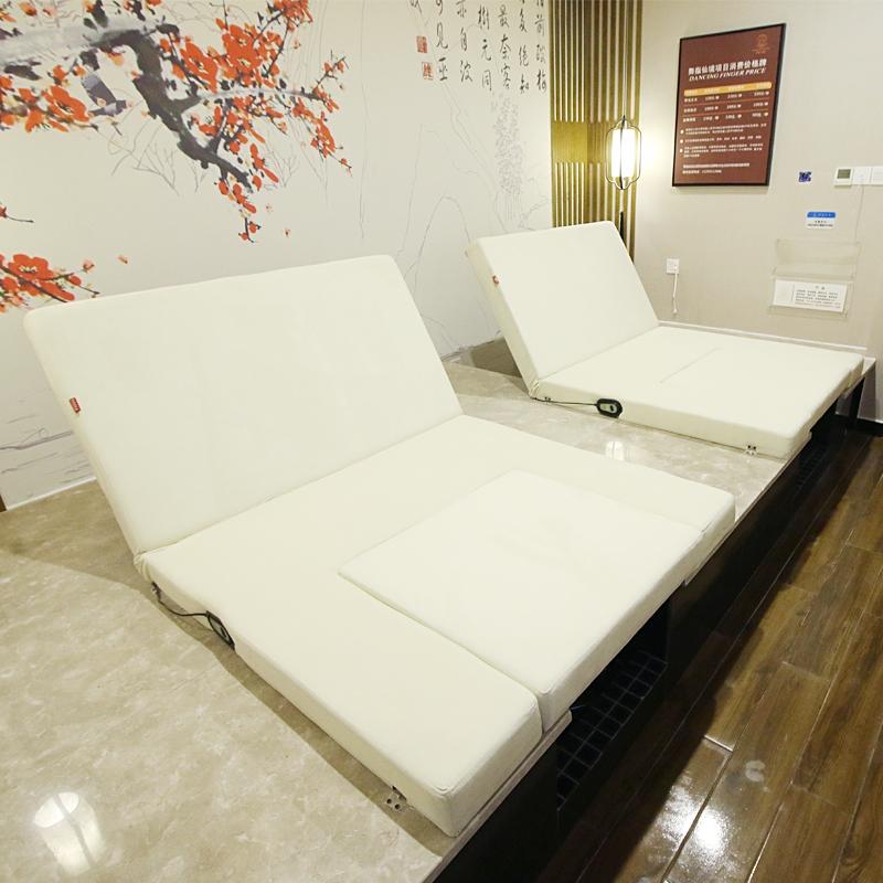电动足浴沙发床足疗床港式指压电动床指压电动床板