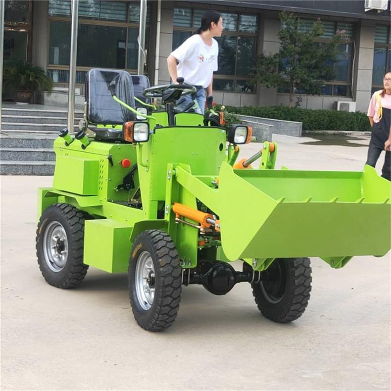新聞:運城低噪音小鏟車鏟垃圾小鏟車多少錢