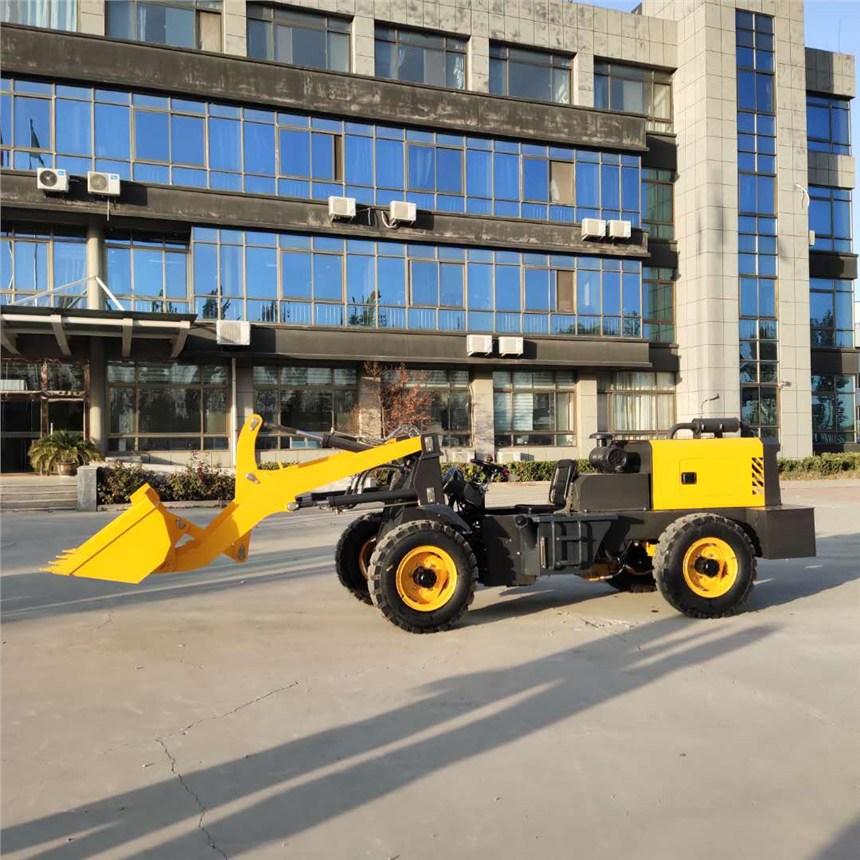 新聞:晉城農用小型裝載機養殖場清糞裝車鏟車怎么賣